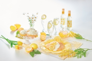 まるごとレモンシャーメット