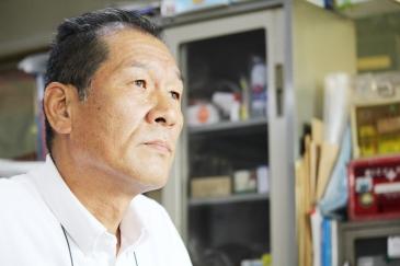 中川社長が実践している「整理、整頓、清掃、清潔、躾」の5S が仕事の基本!